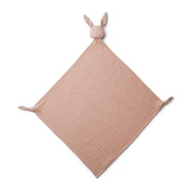 Robbie Multi hydrofiele doek Rabbit rose - Liewood