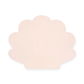 Wandlamp Schelp Pale pink - Jollein