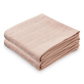Camcam hydrofiel doek Blossom Pink 2- pack