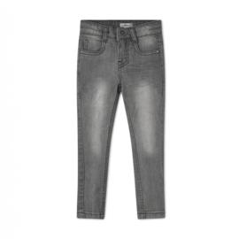 Girls Nelly grijs jeans - Koko Noko