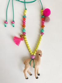 Ann Alpaca Ketting - ByMelo