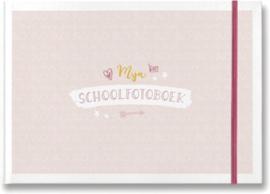 Mijn schoolfotoboek roze - Maan Amsterdam