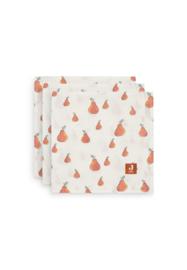 Hydrofiele doek 70x70 cm Pear 3-pack