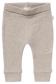 Pants comfort Rib Naura Taupe Melange - Noppies