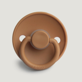 Frigg fopspeen siliconen Classic Cappuccino - Maat 1