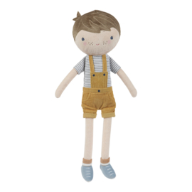 Knuffelpop Jim 50 cm - Little Dutch