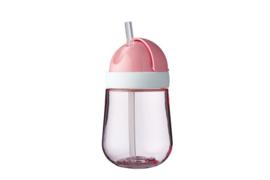 Rietjesbeker mio 300 ml deep pink - Mepal