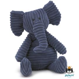Knuffel olifant corduroy - Jellycat