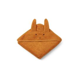 Badcape Rabbit Mustard - Liewood