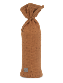 Kruikenzak Bliss knit caramel