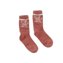 Sokken Scooby Red rust - Z8
