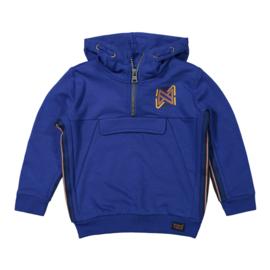 Boys Sweater with hood + zipper - Koko Noko