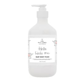 Baby bodywash 'Hello little one' - The Gift Label