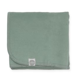 Deken 75x100cm ash green - Jollein