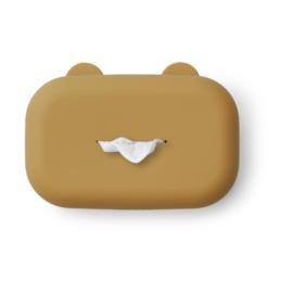 Emi babydoekjes hoes - Golden caramel - Liewood