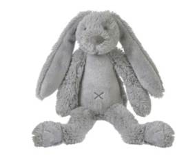 Tiny Grey Rabbit Richie - Happy Horse