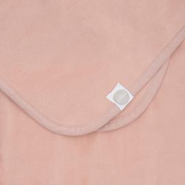 Deken 100x150cm pale pink - Jollein