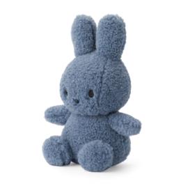 Nijntje Sitting Teddy Blue – 23 cm