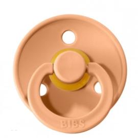 Bibs fopspeen natuurrubber Peach