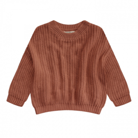 Sweater Knit Nevada Potters Clay - Your Wishes