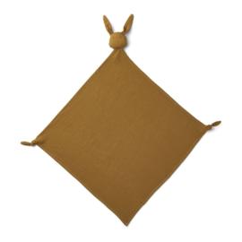 Robbie Multi hydrofiele doek Rabbit olive green - Liewood