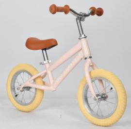 Loopfiets pink