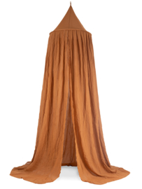 Klamboe vintage 245cm caramel - Jollein