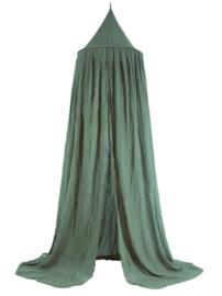 Klamboe vintage 245cm ash green - Jollein