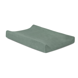 Waskussenhoes badstof 50x70cm ash green - Jollein