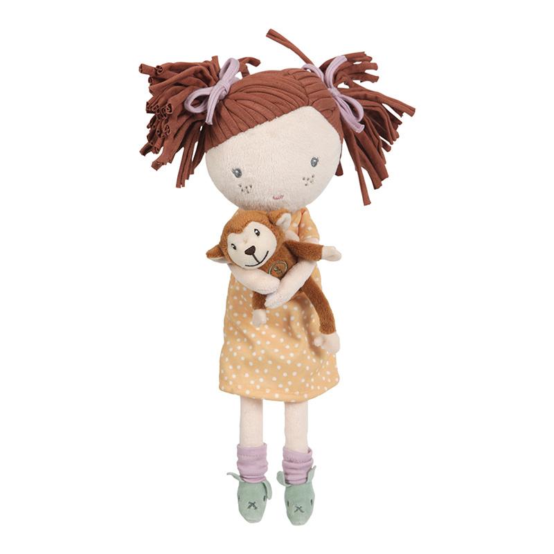 Knuffel pop Sophia 35 cm - Little Dutch