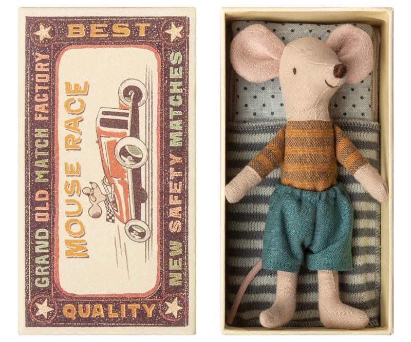 Grote broer muis in doosje - Maileg