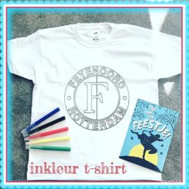 T-shirt bedrukken en versieren