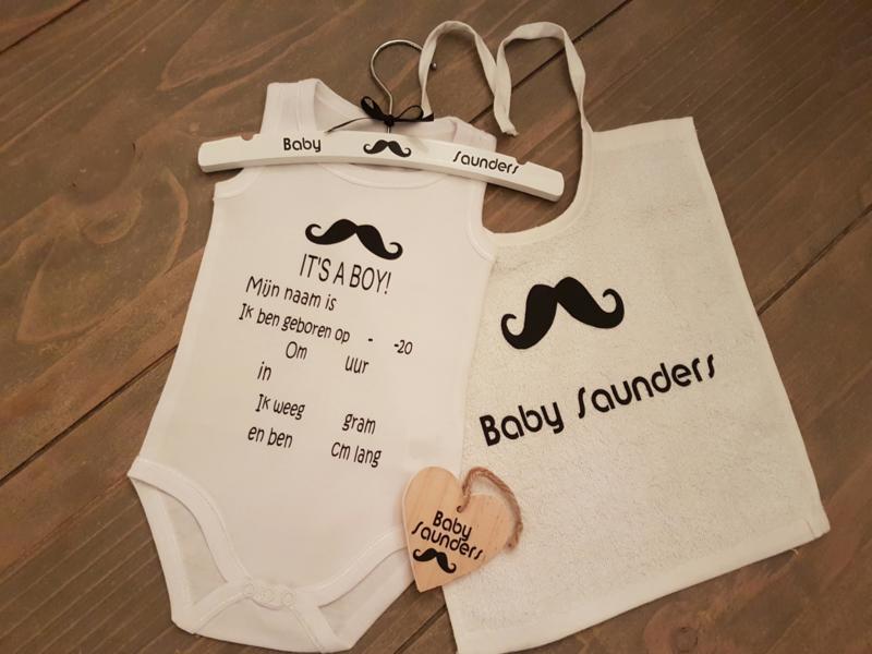 Gepersonaliseerd babypakket