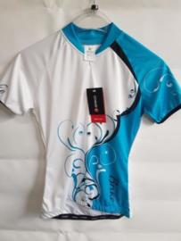BRIKO Sparkling Printed Jersey - Maat XS