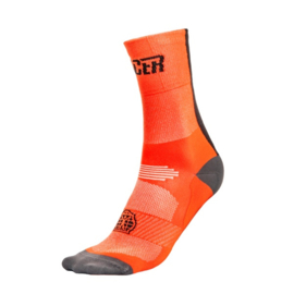 Bioracer Summer Socks Orange - Maat L (42-44)