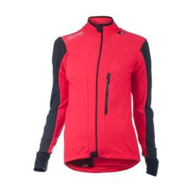 Bioracer Vesper Tempest Spring Jacket Red - Maat L
