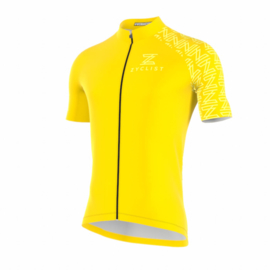.Zyclist Roubaix Jersey Yellow - Maat S
