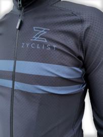 .Zyclist Epic Combi Jacket Black/Grey - Maat M