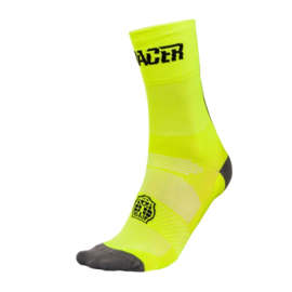 Bioracer Summer Socks Yellow - Maat M (38-41)