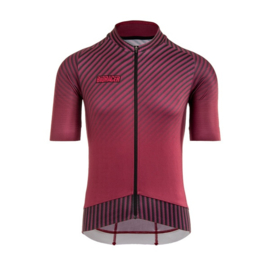 Bioracer Epic Shirt Karbon King Bordeaux - Maat XXL