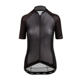 Bioracer Cold black Light Sprinter Jersey Zwart - Maat L