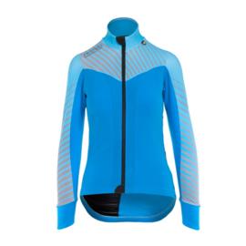 Bioracer Vesper Tempest Spring Jacket Subli Blue Stripe - Maat XS