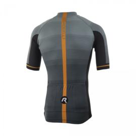 Rogelli Pendenza KM Grijs/Oranje - Maat XL