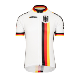 Bioracer Germany Short Sleeve Jersey - Maat S t/m XXL