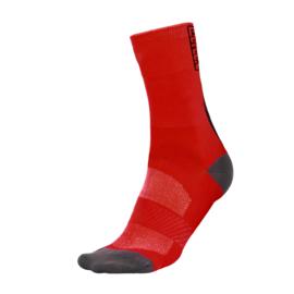 Bioracer Summer Socks Red - Maat S (36-38)