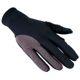 Bioracer Gloves One Tempest Protect Pixel Black/Pink - Maat L