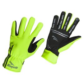 Rogelli Angoon Winter Gloves Fluor - Maat L