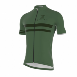 .Zyclist Roubaix Jersey Green - Maat XS