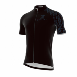.Zyclist Roubaix Jersey Black - Maat L