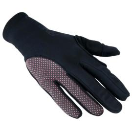 Bioracer Gloves One Tempest Pixel Black/Pink - Maat L